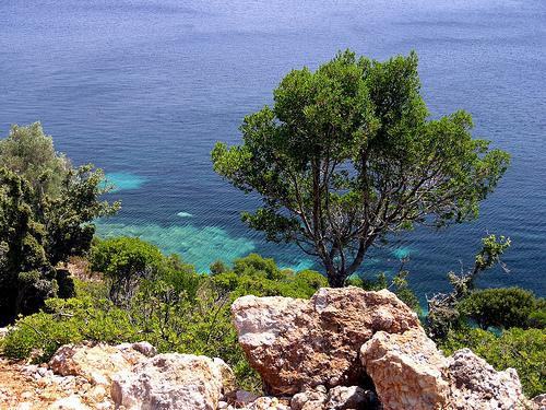 L'isola di Alonissos, Grecia