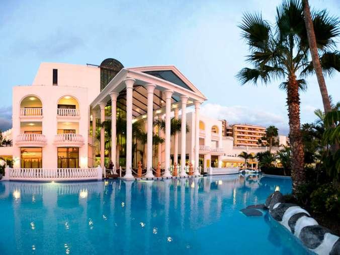 hotel bahia princess tenerife: