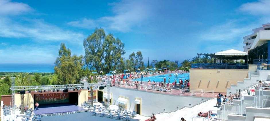 COSTA VERDE WATER PARK & SPA HOTEL | Cefalù