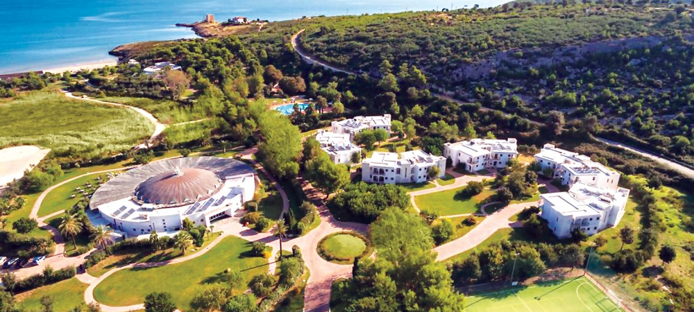 GUSMAY BEACH RESORT HOTEL CALA DEL TURCO | Peschici