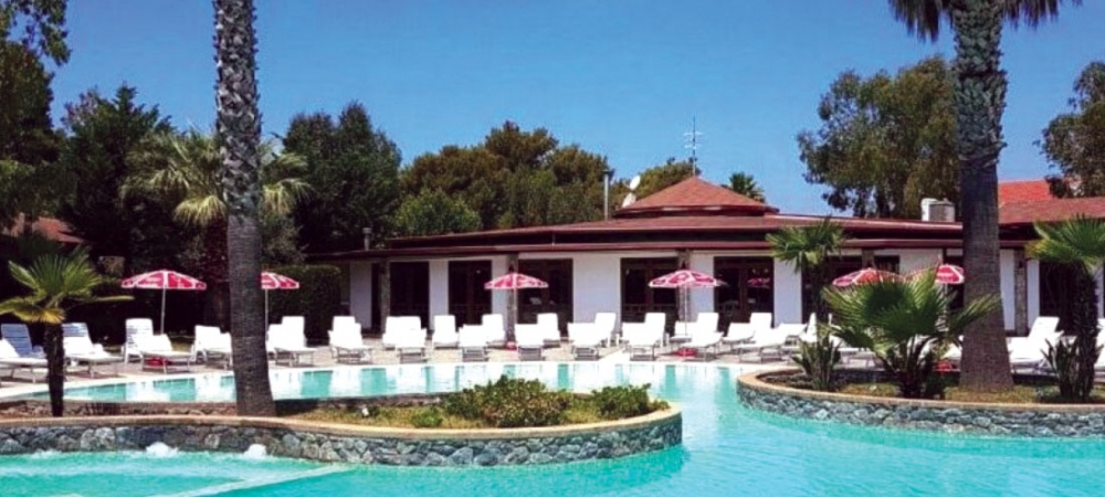 VILLAGGIO CLUB HOLIDAY VILLAGE | Diamante