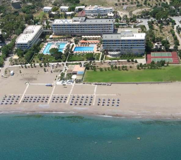 BLUE SEA RESORT NICOLAUS CLUB | Rodi