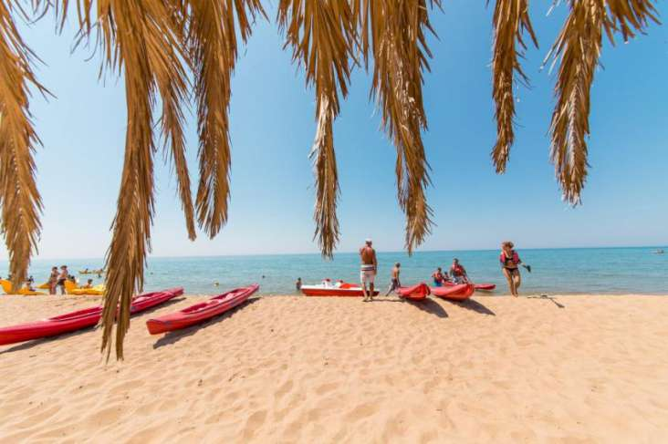 PARADISE BEACH RESORT NICOLAUS VILLAGE | Selinunte