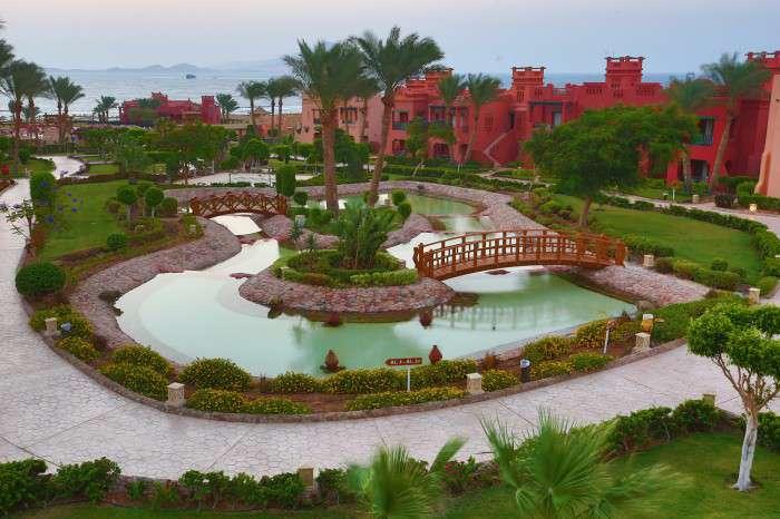 HOTEL CHARMILLION SEA LIFE   Sharm el Sheikh