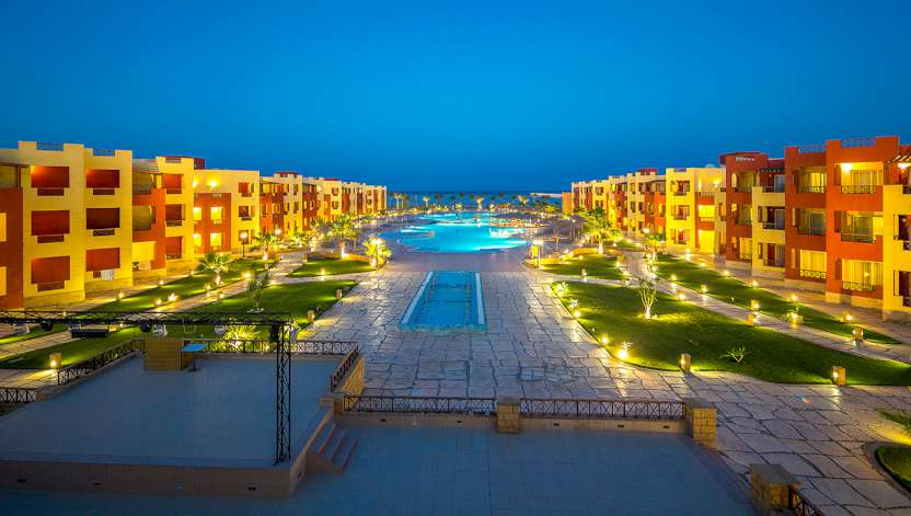 ROULETTE HOTEL 5* ROYAL TULIP / JAZ GRAND MARSA *AI* | Marsa Alam