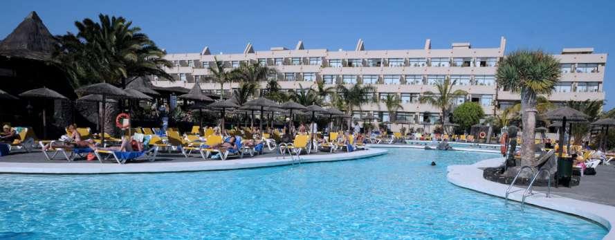 ROULETTE HOTEL BEATRIZ PLAYA / BLUE SEA COSTA BASTIAN FBB 4 Stelle