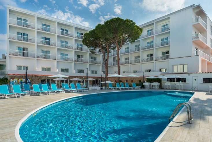 ROULETTE HOTEL PUCHET/HTL MARCO POLO | Ibiza