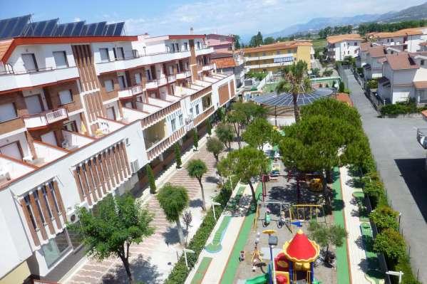RIVIERA DEI CEDRI APPARTHOTEL | Santa Maria del Cedro
