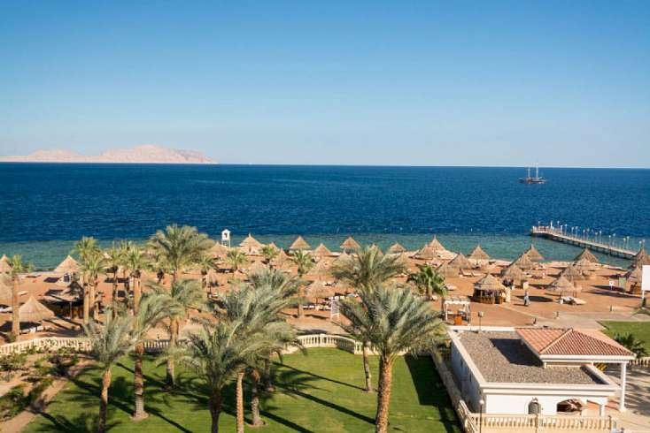 SHERATON SHARM MAIN BUILDING  | Sharm el Sheikh