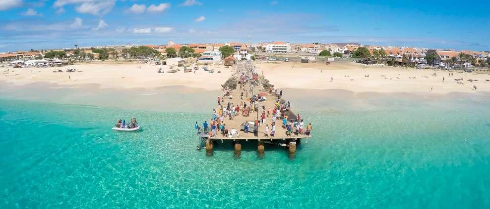SOBRADO HOTEL | Isola di Sal