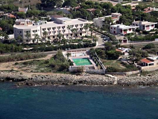BAIA D'ARGENTO HOTEL | Leporano