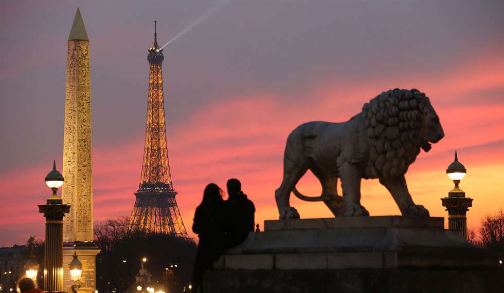 BELLEVUE HOTEL o similare | Parigi