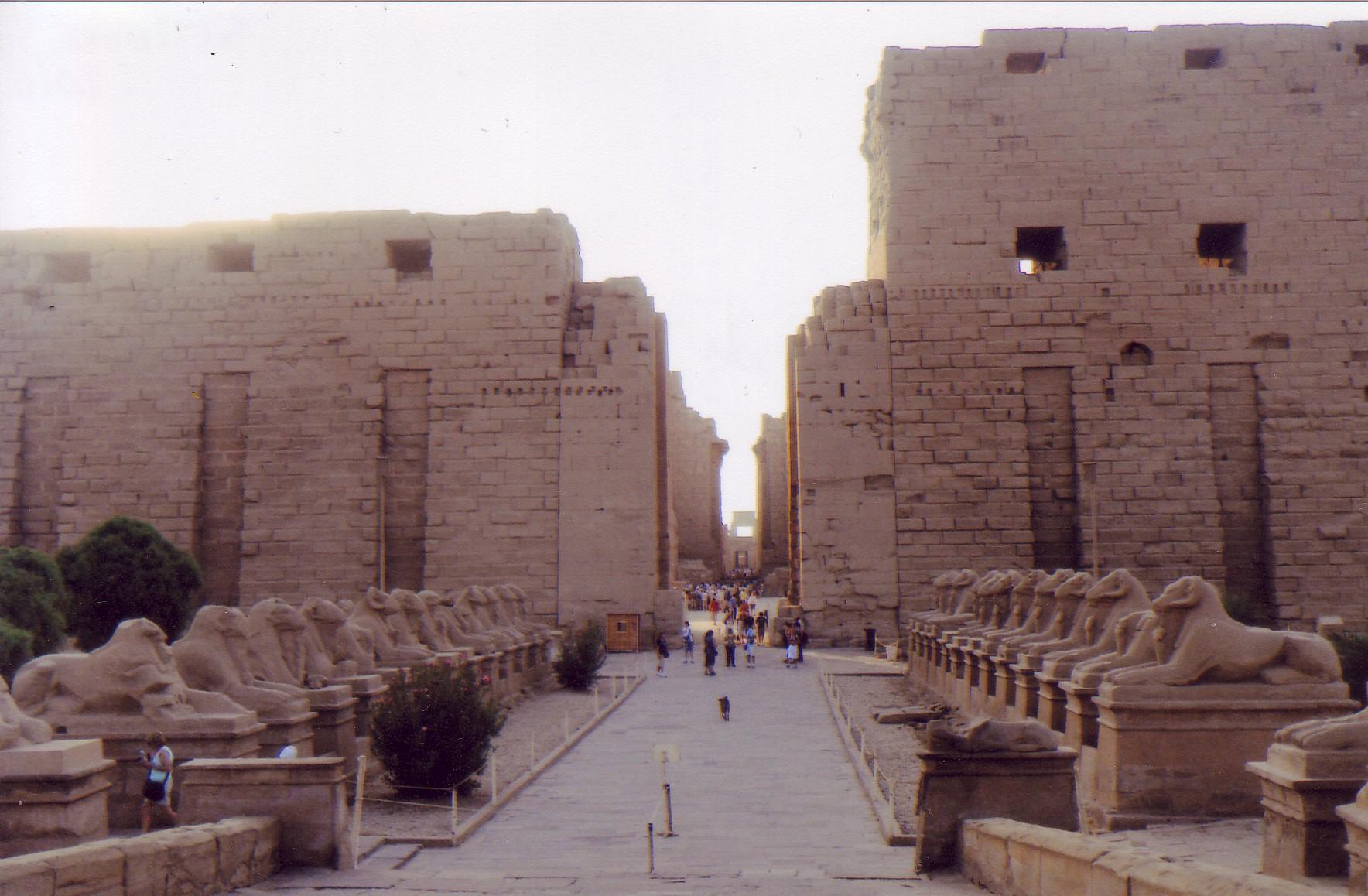 SPECIALE AIDA A LUXOR | Luxor