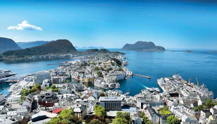 TOUR FIORDI NORVEGESI | Tour della Norvegia