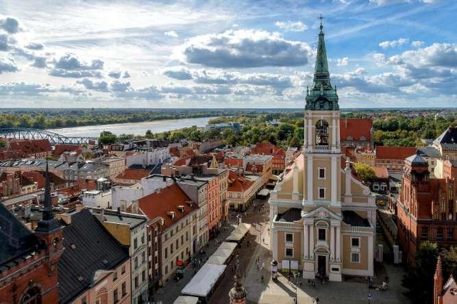 TOUR MERAVIGLIOSA POLONIA | Tour della Polonia
