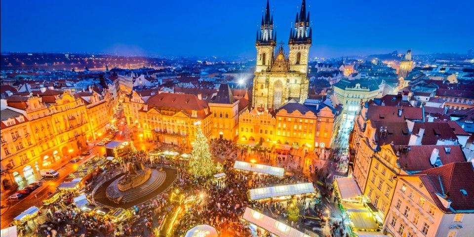 TOUR PRAGA & VIENNA Speciale Festività   Tour Est Europa