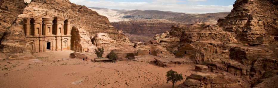 VIVI PETRA | Tour della Giordania