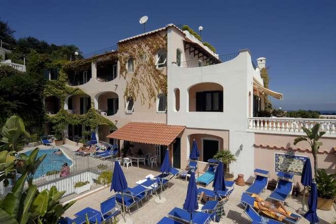 BELLEVUE HOTEL  | Ischia