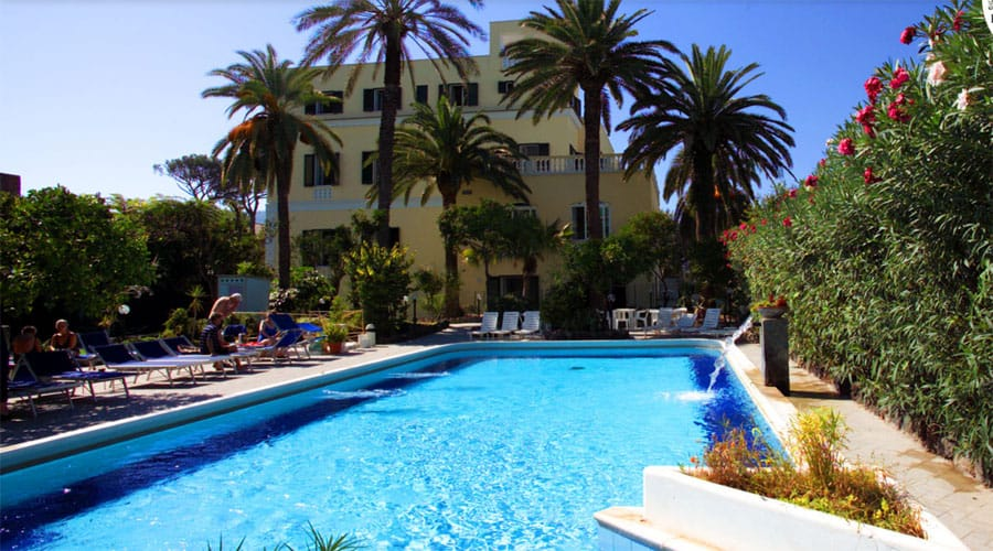 HOTEL IMPERIAL & VILLA PARADISO | Ischia