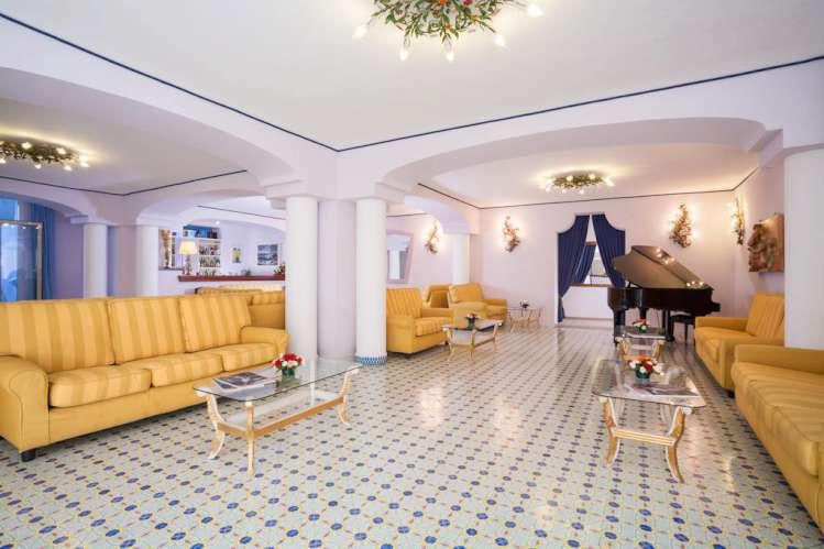 GRAN PARADISO TERME HOTEL | Ischia
