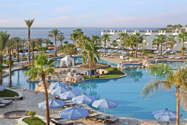 HILTON WATERFALLS  | Sharm el Sheikh