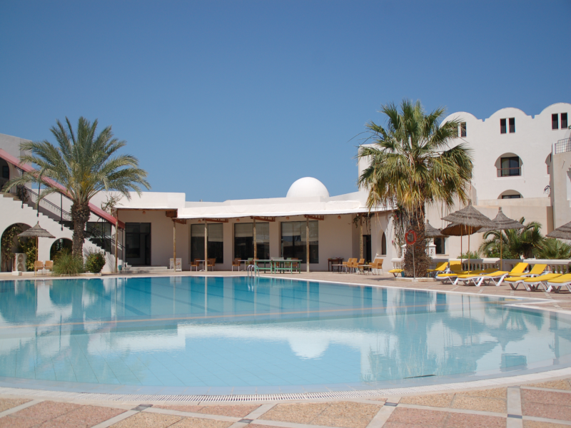 LE PETIT PALAIS HOTEL | Djerba