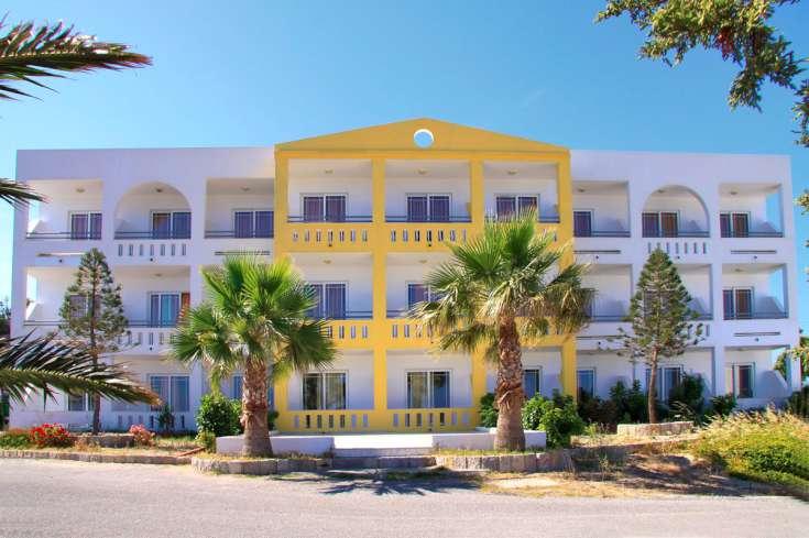 PANTHEON HOTEL  | Kos