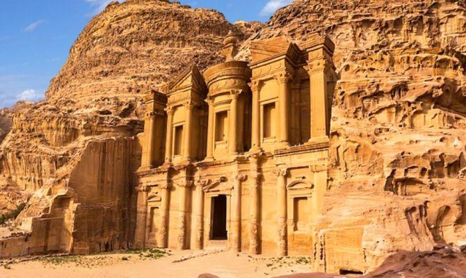 TOUR GIORDANIA DA AQABA | Tour della Giordania
