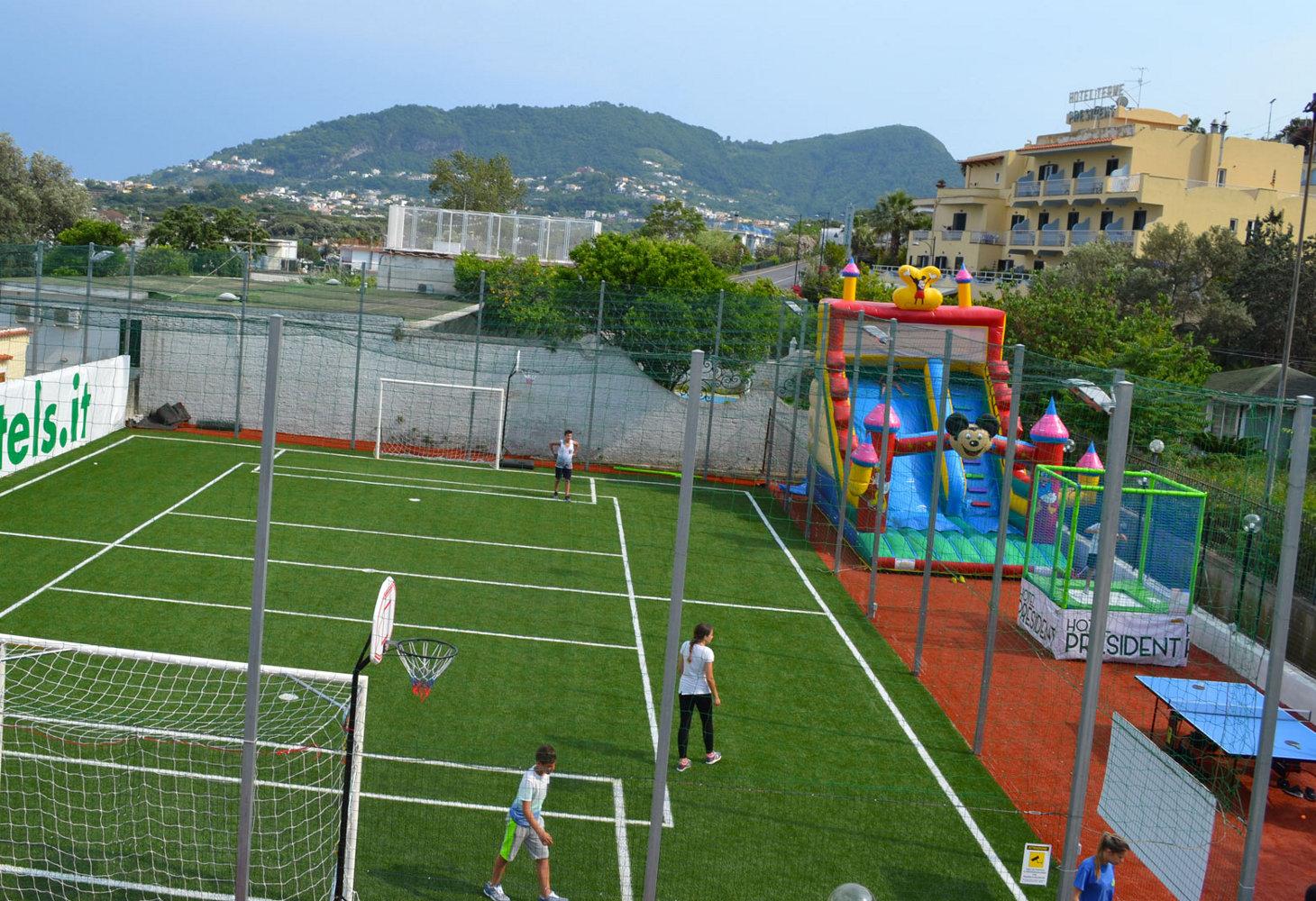 FAMILY VILLAGE PRESIDENT PALACE | Ischia