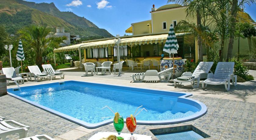 PARK HOTEL LA VILLA | Ischia
