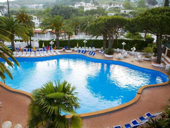PARK IMPERIAL TERME HOTEL | Ischia