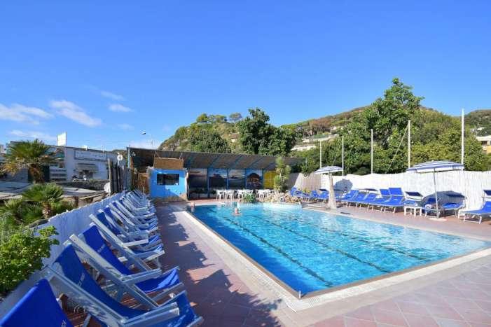 VILLA FRANCA HOTEL | Ischia