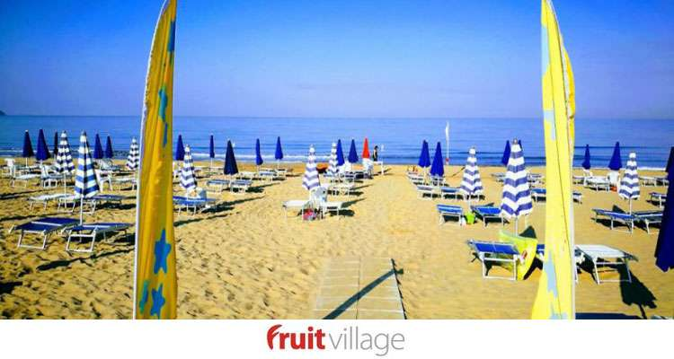FRUIT VILLAGE MEDEA BEACH RESORT   Paestum