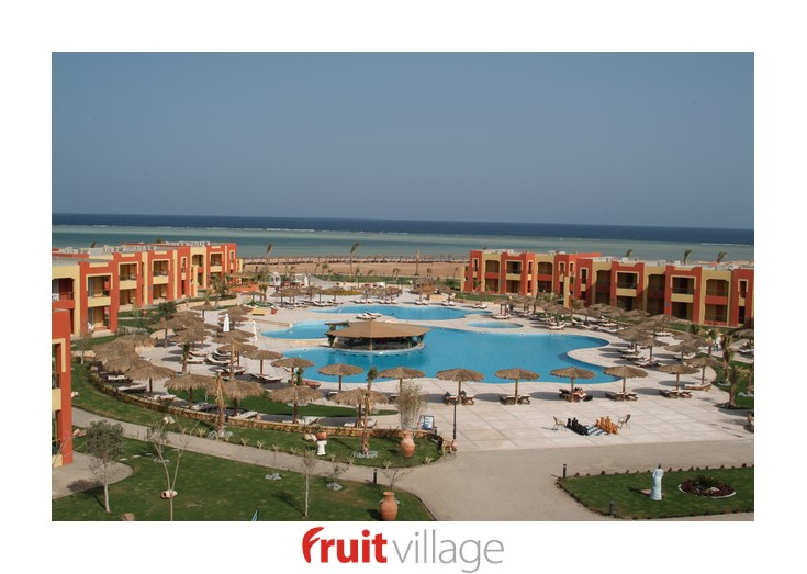 MAGIC TULIP BEACH RESORT FRUIT VILLAGE | Marsa Alam