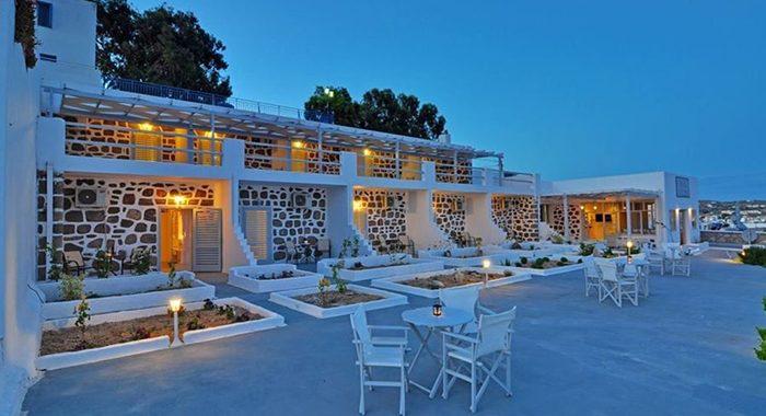 ADAMAS HOTEL | Milos