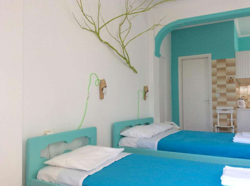 BLUE LIFE | Santorini