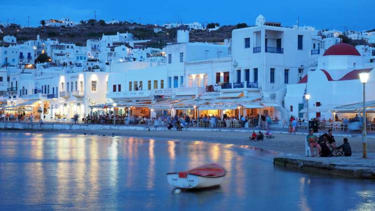 TOUR SMART SANTORINI IOS E MYKONOS | Tour Isole Greche