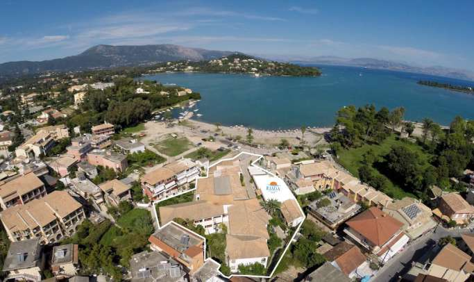 ILIADA BEACH HOTEL | Corfù