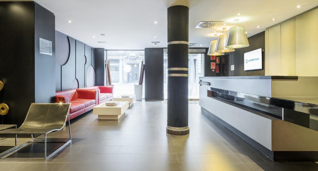 ILUNION ALMIRANTE HOTEL    Barcellona