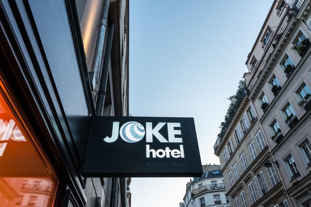 JOKE HOTEL | Parigi