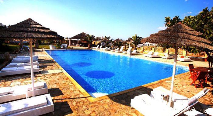 KOUFONISIA HOTEL & RESORT | Koufonissia