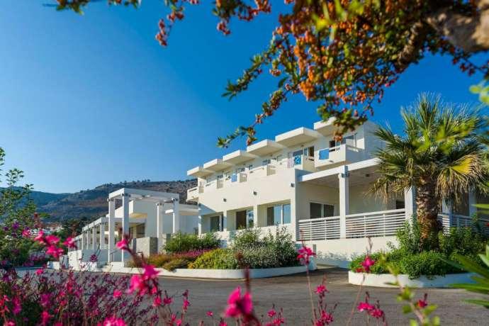 LINDOS WHITE HOTEL E SUITE | Rodi