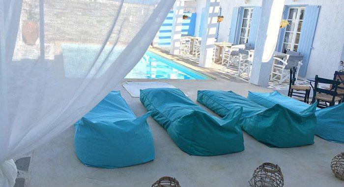 MARINERO HOTEL | Paros