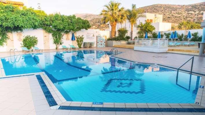 MELISSA APARTMENTS MALIA | Creta