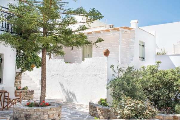 NASTASIA VILLAGE | Naxos