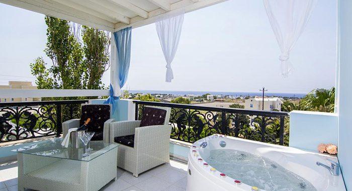 VILLA OLYMPIA | Santorini