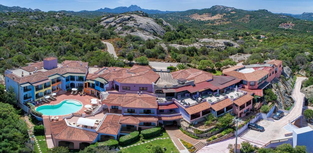 HOTEL LI GRANITI BOUTIQUE RESORT | Baja Sardinia/Budoni/Marina di Cardeddu