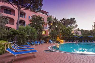 SAN VALENTINO TERME HOTEL | Ischia