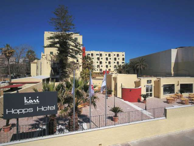 HOTEL HOPPS | Mazara Del Vallo