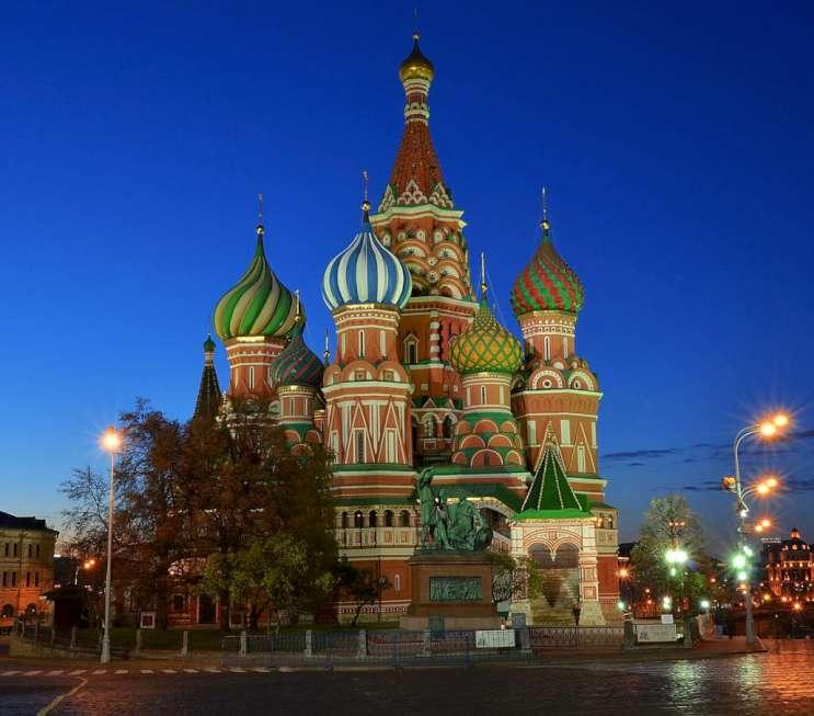 TOUR CAPITALI RUSSE 7 GG/ 6 NT | Tour Repubbliche Baltiche